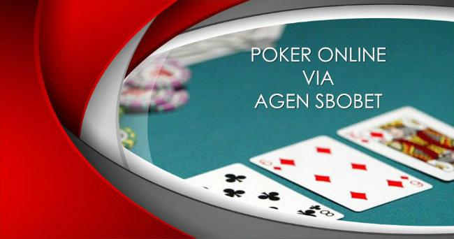 Bermain poker dengan aplikasi sbobet