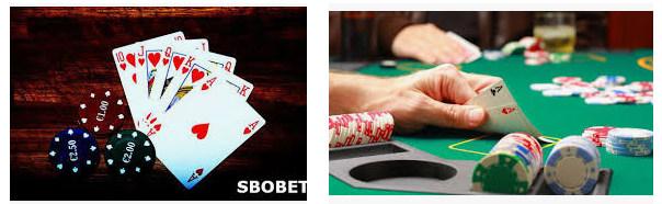 Jenis poker yang tersedia di sbobet
